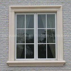 Fenêtre de marbre et de la porte de la conception de châssis