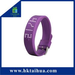 Многофункциональный цифровой Sport Fashion Bluetooth USB-кистевой силиконовый браслет часы