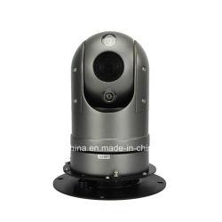 Hoge snelheid HD 2.0MP de Camera van de Auto PTZ van de Omwenteling van 360 Graad