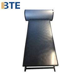 5 Jahre der Garantie-Edelstahl-Material-150L/200L/300L flache Platten-Sonnenkollektor-Warmwasserbereiter-thermische Solarsystems-