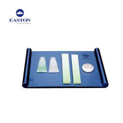 Cassetto di cuoio elegante blu dell'amenità di disegno speciale