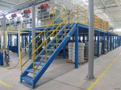 En acier robuste Paltform Mezzanine structurelle des systèmes en rack