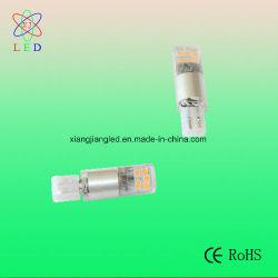 Form 14SMD 2835 LED-G4 mit speziellem Terminalstecker, Art-Birne LED-G4 für Patio-Zeichenkette-Abwechslungs-Birne, festliche Zeichenkette-Lampe LED-12V mit weiblichem Stecker