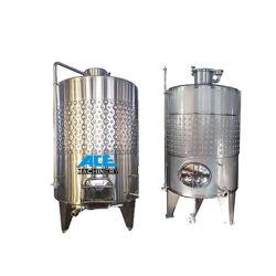 Edelstahl-Obstwein-Spiritus-Gärungserreger-Wein-Gärungsbehälter der Qualitäts-200L 300L 500L 1000L 5000L
