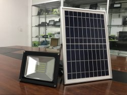 Super helles Solar-LED Flut-Licht der Energieeinsparung-10W 20W 30W 50W 100W