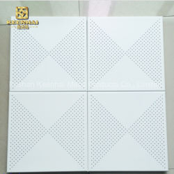 Scheda composita di alluminio sospesa artistica del soffitto dei commerci all'ingrosso (KH-MC-12)