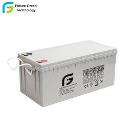 De concurrerende Zure Batterij van het Lood van de Prijs 12V 180ah voor de ZonneVerwarmer van het Water