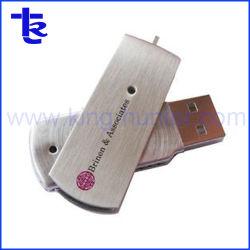 Il migliore marchio superiore di vendita ha stampato l'azionamento dell'istantaneo del USB della parte girevole