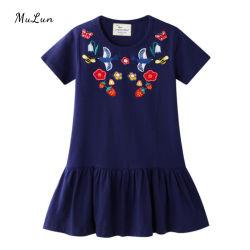 الأطفال عالية الجودة ورخيصة زواج كرة ثوب الطفل ثوب ثوب ثوب مع مصنع سعر الجملة