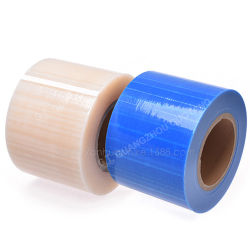 El polvo, resistente al agua y de la película protectora de plástico azul/ barreras dentales Films