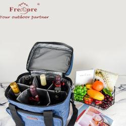 Refroidisseur de glace de pliage multifonction personnalisé Sac avec siège pour cadeau de promotion