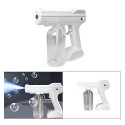 Mini portátil Nano de niebla niebla de agua de la máquina pulverizadora de desinfectantes Esterilizador a vapor de la Pistola empañado de desinfección de la máquina de esterilización