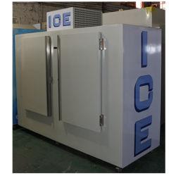 DC-1000 refroidi par air des marchands de glace au congélateur avec un bon système de réfrigération