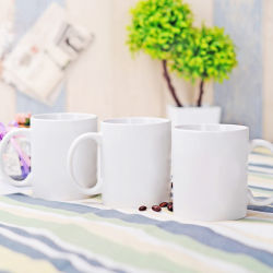 330 ml Mok Ceramic Cup Porselein Bone Cup New Bone China Cup Straight Tube International Cup Advertising Cup Mok aangepast logo