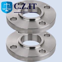 Deslize no EN1092-1 Type12 ASTM A182 F316 Bridas Flange Deslizante