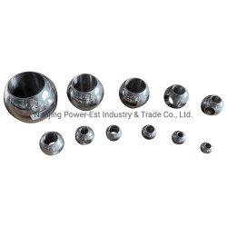 As esferas da válvula de fundição de aço inoxidável