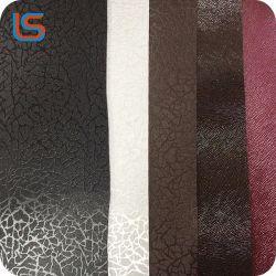 2020 горячая продажа дизайн ПВХ синтетическая кожа для мебели губки из натуральной кожи