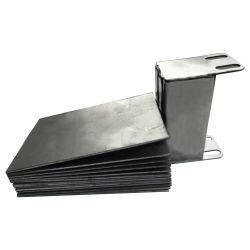 Densen passte magnetisches Stahlblech-Trennzeichen an