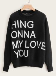 2020 marca suéter da Senhora de moda para venda