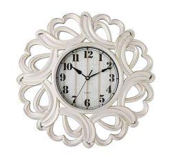 Commerce de gros en plastique à la mode Horloge murale numérique Décoratifs Modernes 325-2