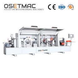 Cantos económico Osetmac Sys Cornor máquina 468 con el redondeo de Maquinaria máquina encoladora de bordes
