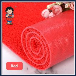 Rutschfeste PVC-Beschichtung/rutschfeste Beschichtung/Tür/Bad/Spule/Bodenbelag/Auto/Teppich aus Nudelmanteln mit Schaumstoffrückseite