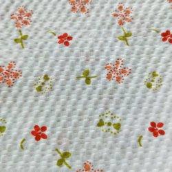 Полиэфирная ткань из микроволокна Bubbled тканый текстиль