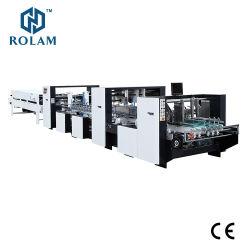 Cartão de papel do dispositivo de contagem automática da pasta da máquina Gluer (GK-1200AC)