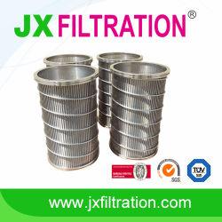Keil-Draht-Bildschirm-Zylinder für industriellen Filter