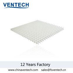 Съемный HVAC Core алюминиевый лист Eggcrate для вентиляции