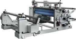 째고 다시 감기 기계 산업 자동적인 PLC 통제되는 종이 뭉치 필름