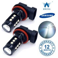 15-SMD Samsung LED H8/H11 Lampe des Nebel-Lampen-Auto-LED