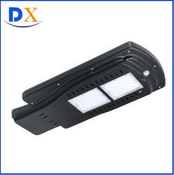 10W-120W 올인원 실외용 솔라 램프 LED 스트리트 광원