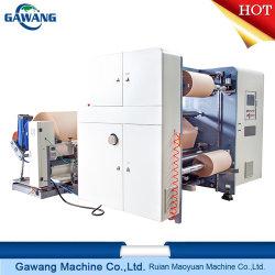 Fácil operação e fita adesiva PVC rótulo cortar chapas a máquina de Enrolamento /Cortador de papel