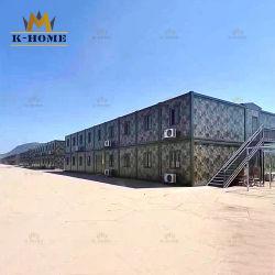 Campo de Mina centralizado Recipiente de estar confortável casa de tripulação Remoto