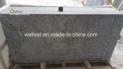 Серый известняк плиткой синего камня небольших блоков на пол и стены,
