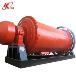 Poudre de décisions Ball Mill, le traitement des minéraux de la machine de meulage Ball Mill de Henan