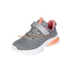 2 couleurs Meilleure vente Fly tricoter les chaussures de sport chaussures de sport chaussures occasionnel pour les enfants
