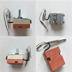 전기 오븐 온수기를 위한 조정가능한 30-200degrees 자아 모세관 보온장치
