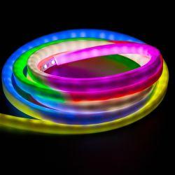 تيار مستمر 12 فولت 24 فولت Ap302 مصباح LED القطاع المرن شكل سيليكوني نيون نمط الأنبوب FLE مع IP65/IP67/IP68 إضاءة مقاومة للماء RGB/ أبيض/أبيض دافئ