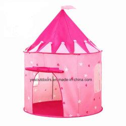 El castillo de princesa jugar Tienda para uso interior/exterior
