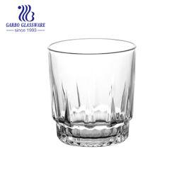 Cuvette en verre de gros bon marché de l'eau pour boire toutes sortes de boissons (GO03078210)