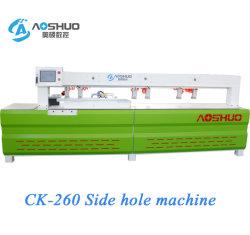 Horizontales Holzbearbeitung-Seiten-Loch-bohrende Bohrmaschine für Verkauf