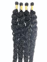 """Clique duas vezes elaborados Remy I Dica Pré Humana Fusão colado Hair Stick Dica Extensões de cabelo humano queratina reta 1,0g/S 20"""" 28"""""""