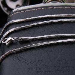여자를 위한 형식 펀던트 디자인을%s 힙합 스테인리스 목걸이 사각 뱀 사슬