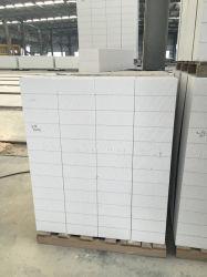 가벼운 가압증기멸균 처리된 콘크리트 블록 조명 AAC 블록