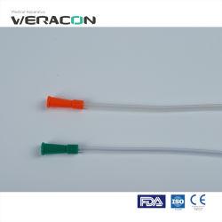 O PVC médicos descartáveis esterilizados com cateter Nelaton Marcação&certificadas ISO