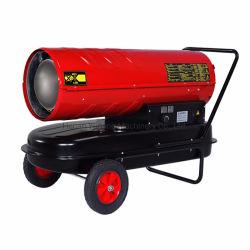 Un tubo di 30 chilowatt che riscalda il nuovi diesel di energia elettrica/riscaldatore aria industriali del cherosene