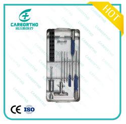 Spina Cage Tlif orthopédique Instrument Instrument médical de la moelle épinière