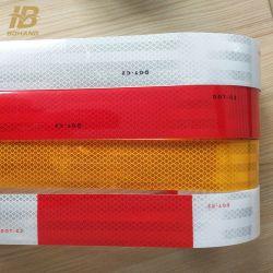 5cmx45.7m LKW-Karosserien-Reflektor-Aufkleber-Sicherheits-reflektierendes Band Rolls